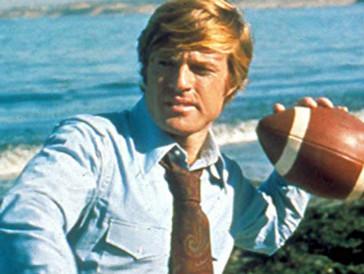 Nicht Rugby-, sondern Baseball-Profi hätte aus Redford werden sollen –wenn denn alles nach Plan verlaufen wäre.