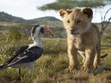 Nicht nur für Klein geeignet: Das Remake von «König der Löwen»überzeugt mit fotorealistischen Bildern.