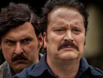 Andrés Parra (links), hier in «Pablo Escobar: El patron del mal»wird eine Hauptrolle in «El presidente»übernehmen.