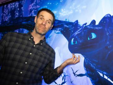 """Head of Character Animation Simon Otto: """"Die «Drachenzähmen»-Trilogie war für mich wie ein Baby"""""""