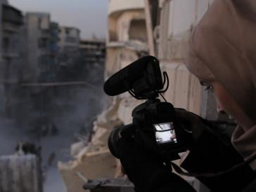 «For Sama» - Documentaire foudroyant, naissance parmi les bombes
