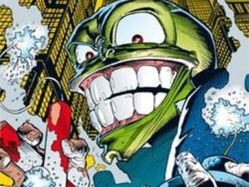 Waren gewaltreiche Szenen im Horror-Comic um den grünen Unruhestifter keine Seltenheit. Der Sprung vom Horror zur Komödie war mutig, zahlte sich aber allemal aus: Mit Carrey in der Hauptrolle konnte die Maske auf Grossleinwand nichts mehr stoppen.