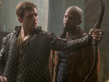 «Robin Hood» - Taron Egerton incarne le légendaire prince des voleurs