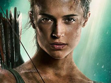 Neuer Trailer zu «Tomb Raider»: Alicia Vikander gegen den globalen Genozid