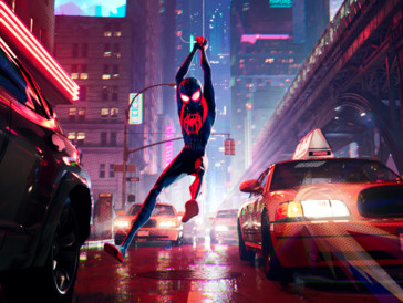 Bester Animationsfilm: «Spider-Man: A New Universe»