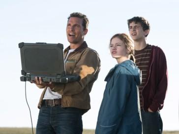 Seine Rolle in «Interstellar» neben Matthew McConaughey bescherte Chalamet den Durchbruch.