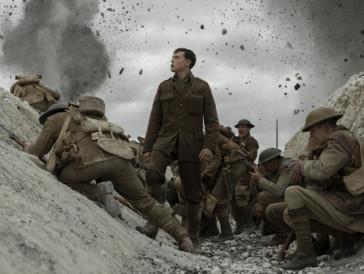 Als Zuschauer ist man hautnah mit dabei: Zum Beispiel in den für den Ersten Weltkrieg so typischen Schützengräben.