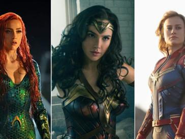 Powerfrauen im Kino: Diese 13 Superheldinnen dominieren die Grossleinwand