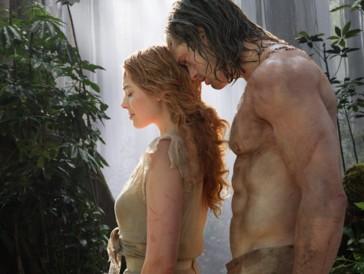 Für diese Rolle hätte sie hungern sollen: Margot Robbie und Alexander Skarsgård in «The Legend of Tarzan».