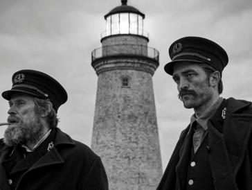 «The Lighthouse» - Robert Pattinson et Willem Dafoe dans une fable d'horreur en pleine mer
