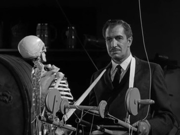 Vincent Price - House on Haunted Hill (1959)