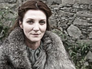 Für die bei einer Schlüsselszene umgekommene Mutter des Stark-Clans hatten die Macher anstelle von Michelle Fairley...