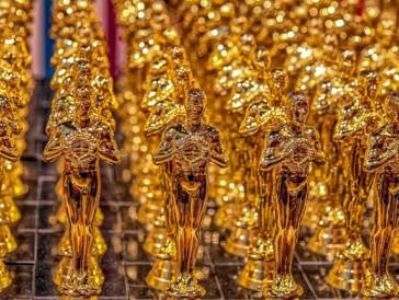 Begehrte Statuen: Die Oscars werden jährlich im Dolby Theatre in Los Angeles vergeben.