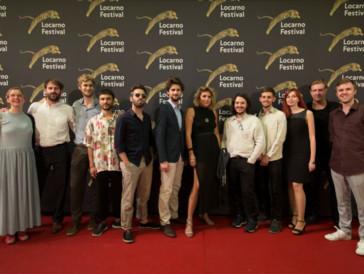 Die Teilnehmer der Critics Academy 2017.