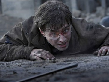Daniel Radcliffe in «Harry Potter und die Heiligtümer des Todes: Teil 2» (2011)