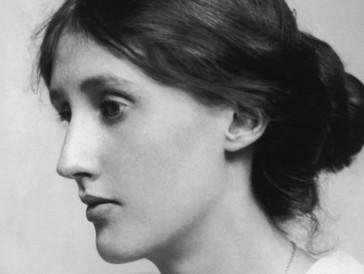 ...die britische Schriftstellerin Virginia Woolf.