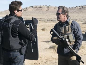 Haben es mit harten Gegnern zu tun: Josh Brolin und Benicio del Toro in «Sicario 2: Soldado».