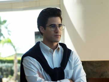 Bester Hauptdarsteller in einer Mini-Serie: Darren Criss für «The Assassination Of Gianni Versace»