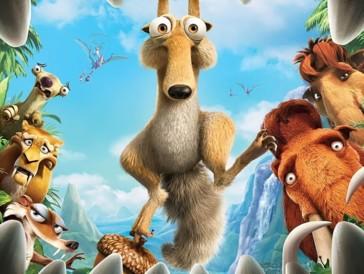 7. L'Age de glace: le temps des dinosaures (2009)
