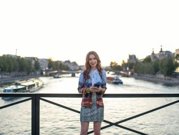 Netflix-Kritik «Emily in Paris»: Neues von «Sex and the City»-Schöpfer Darren Star
