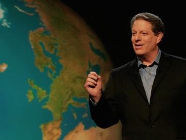 Al Gore mit der Fortsetzung seiner Umweltdokumentation in Zürich