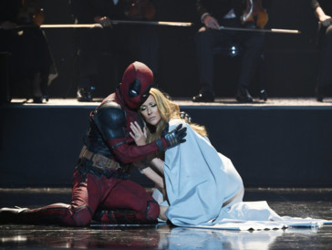 Deadpool et Céline, a true romance ...