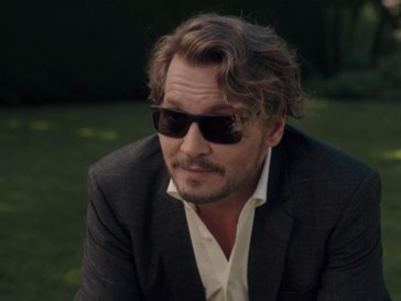 Johnny Depp meldet sich in «Richard Says Goodbye» zurück