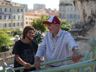 Rayane Bensetti & Thierry Lhermitte