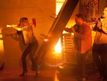 Emma Watson erweist sich darin als toughe Überlebenskünstlerin.