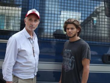 Thierry Lhermitte & Rayane Bensetti