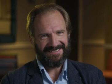Der Schauspieler: Ralph Fiennes.