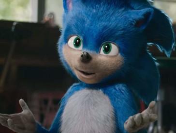 Dieses Figurendesign schaffte es zur Erleichterung vieler eingefleischter Sonic-Fans nicht in den fertigen Film.