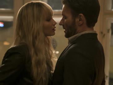 Dominika (Jennifer Lawrence) & Nathaniel (Joel Edgerton)