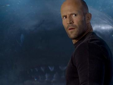 Auch vor seiner Schauspielkarriere zog es Jason Statham zum kühlen Nass.