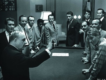 1960 - Warner Bros. All rights reserved - Ocean's Eleven (1960)