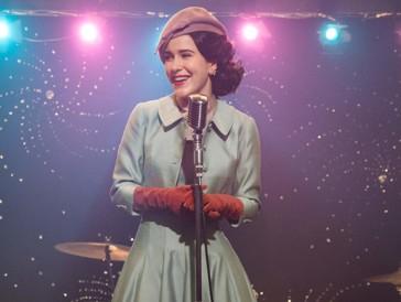 Beste Schauspielerin in einer Comedy-Serie: Rachel Brosnahan für «The Marvelous Mrs. Maisel»