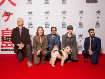 Hoher Besuch aus Hollywood an der Premiere zu «Isle of Dogs»