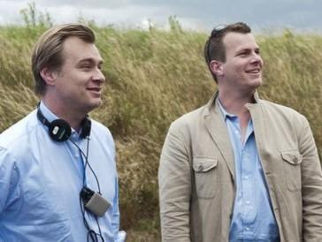 Christopher (links im Bild) und Jonathan Nolan