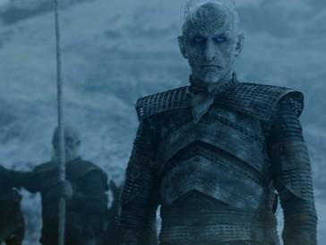Die Serienfigur: Der Nachtkönig aus der Hit-Serie «Game of Thrones»