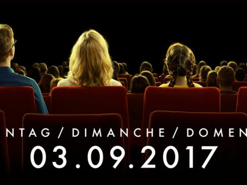 Journée du Cinéma Allianz - Seulement CHF 5.- la place !