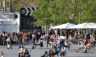 14. Zurich Film Festival: Impressionen vom Eröffnungstag