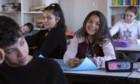 Herr Bachmann und seine Klasse
