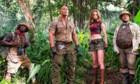 3 Gründe, warum «Jumanji: Willkommen im Dschungel» eine würdige Fortsetzung ist