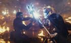 Kampfeslust am Set von «Star Wars: Die letzten Jedi»