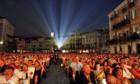 Das 65. Filmfestival Locarno startet mit Thriller und Stars