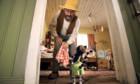 Pictures: Pettersson & Findus: Findus zieht um