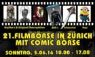 Die 21. Filmbörse in Zürich | 5. Juni 2016