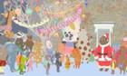 Pirouette et le sapin de noël et autres petits contes sous la neige