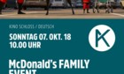 McDonalds Family Event