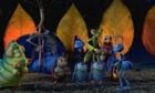 Bilder: Das grosse Krabbeln